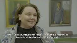 Helsinki-apu ikääntyneiden helsinkiläisten avuksi