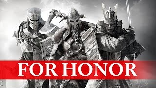 FOR HONOR : GAMEPLAY - DOMINATION MODE