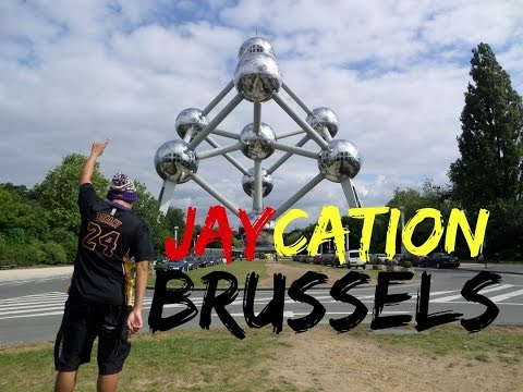 Top Things to see in Brussels, Belgium | Jaycation Travel Vlog