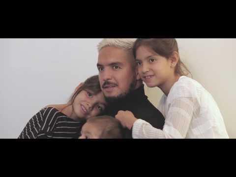 En exclusiva por el Día del Padre: Juan Manuel Vargas en familia