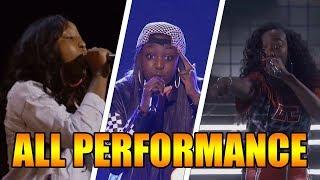 Flau'jae America's Got Talent 2018 Quarter Finalist All Performances|GTF