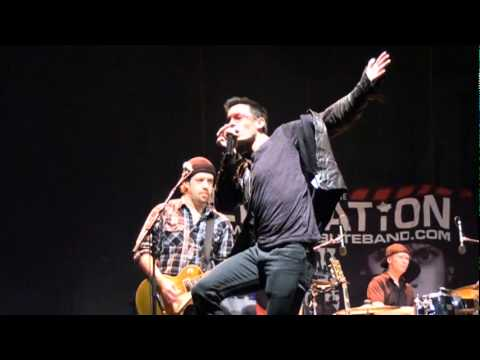 Elevation - Even Better Than The Real Thing (U2 Tribute) [CNE 08/23/2011]