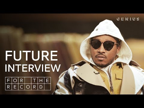 "Future Discusses 'The WIZRD,' His ""King's Dead"" Verse & Quitting Lean 