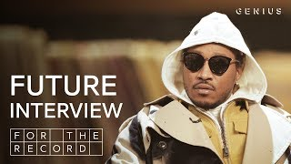 Future Discusses The Wizrd His King S Dead Verse Quitting Lean For The Record
