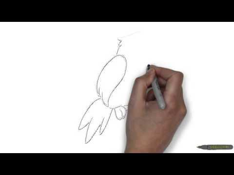 Учимся рисовать щенка поэтапно урок рисования карандашом