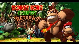 Donkey Kong Country Returns (Wii) 100% Playthrough Part #3 Finale