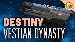 DESTINY Vestian Dynasty House of Wolves DLC Legendary Review Funny Moments