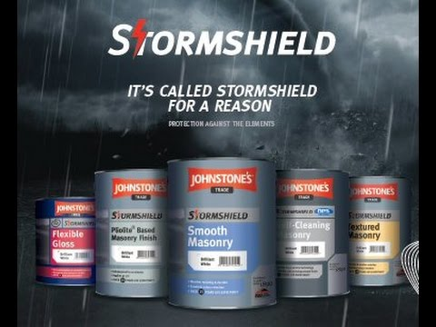 Johnstone S Stormshield Paint