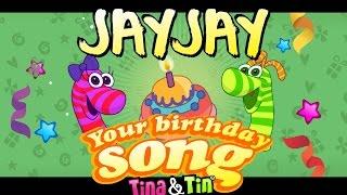 Tina&Tin Happy Birthday JAYJAY