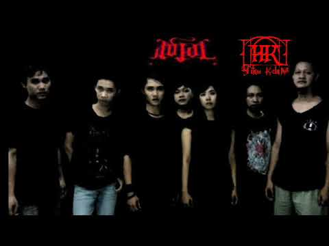 ADJAL ---SELIMUT MIMPI  LYRIC--- GOTHIC METAL INDONESIA