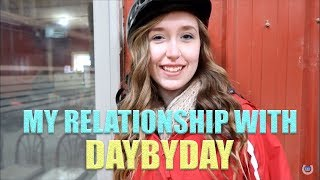 MY RELATIONSHIP WITH DAYBYDAY VLOGS