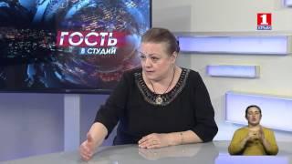 Гость в студии - Елена Цыплакова