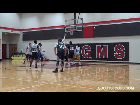 TM3 67 Creed Puyear 6'4 165 Stanton County HS KS 2019 H'Light