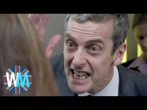 Top 10 BRUTAL Malcolm Tucker Insults