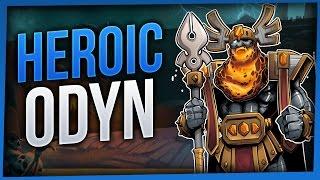 Odyn | Heroic Trial of Valor | WoW LEGION [EnhShaman PoV]