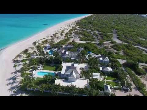 Coral House Mansion - Grace Bay, Turks & Caicos Islands