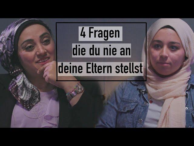 Was ich Dich NIE gefragt habe | Gespräche mit meiner muslimischen Mutter - datteltäter