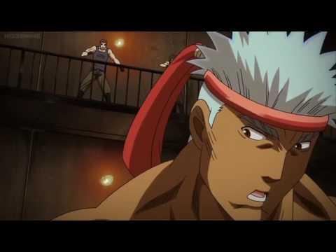 History's Strongest Discple Kenichi -  Apachai vs Elder