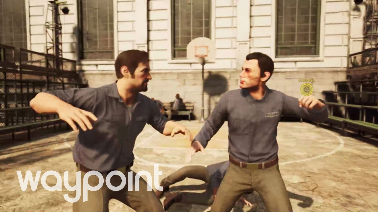 Waypoint's First Look at 'A Way Out' – Waypoint Plays (03 22 18)