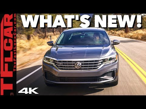 2020 Volkswagen Passat: Here's What You Need To Know!
