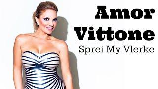 Amor Vittone -Sprei My Vlerke (Full Lyrics)