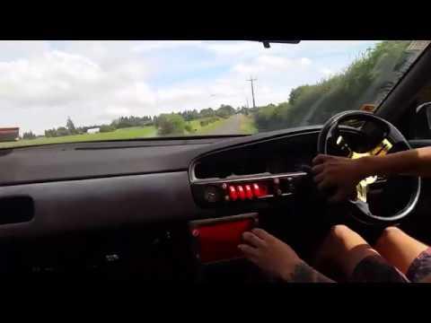 RB25DET Nissan Laurel C33 | Keeping it street | NZ - YouTube
