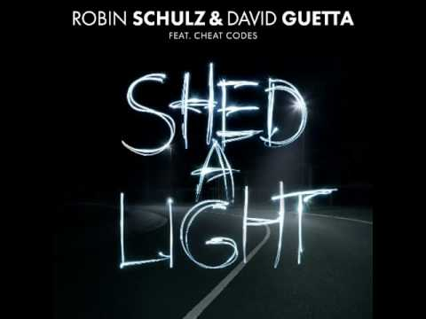 Shed A Light (Audio by Robin Schulz & David Guetta)