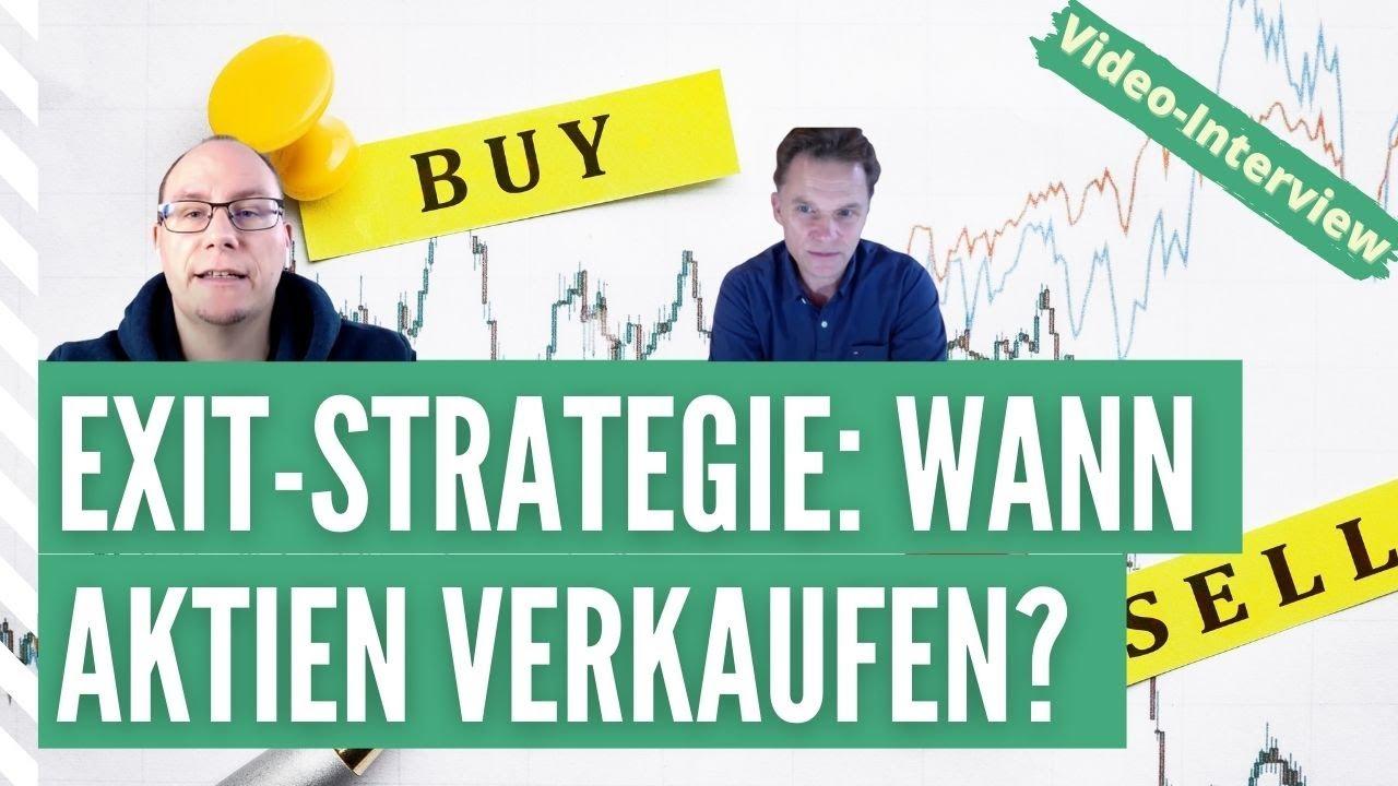Exit Strategie: Wann solltest du deine Aktien verkaufen?