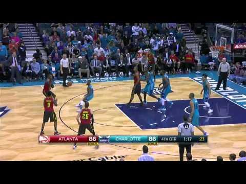 Atlanta Hawks vs Charlotte Hornets | November 1, 2015 | NBA 2015-16 Season