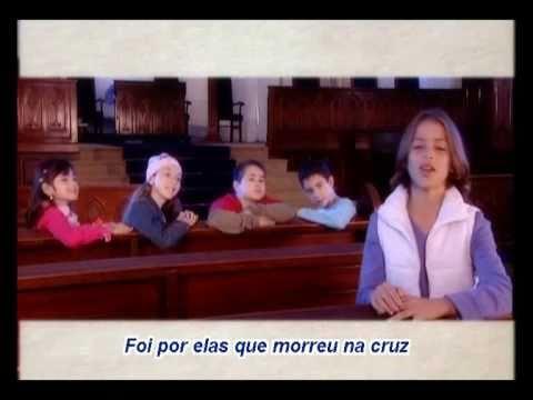 Crianças Diante do Trono Só Jesus