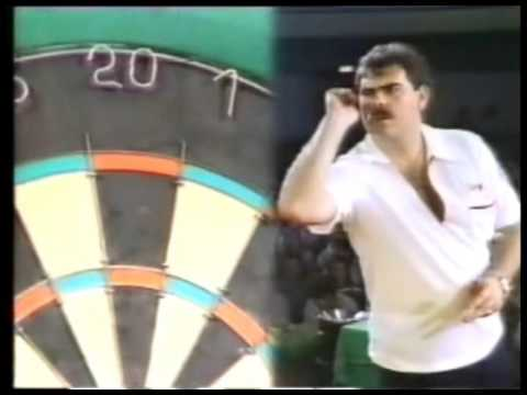 England vs. America - Singles Final - 1985 WDF World Cup