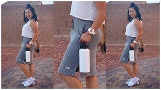 Nike Sweat Skirt?!- DITL #92