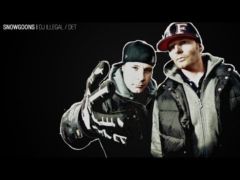 TUV - Snowgoons (Det & DJ Illegal) [Full Interview]