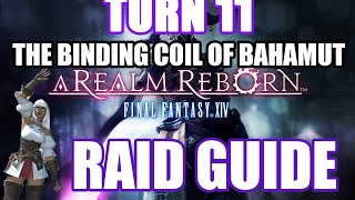 the final coil of bahamut turn 2 raid guide