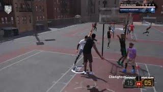 NBA 2K18 The Lag Timing