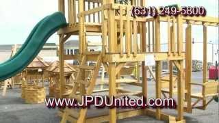 Video 18: Play Set / Swing Set (sample 7) -- Jpd United Farmingdale New York (ny)