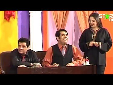 Naseem Vicky, Sardar Kamal and Rubi Anum New Pakistani Stage Drama Full Comedy Clip | Pk Mast