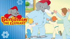 Benjamin the Elephant Benjamin In The Hospital FULL EPISODE