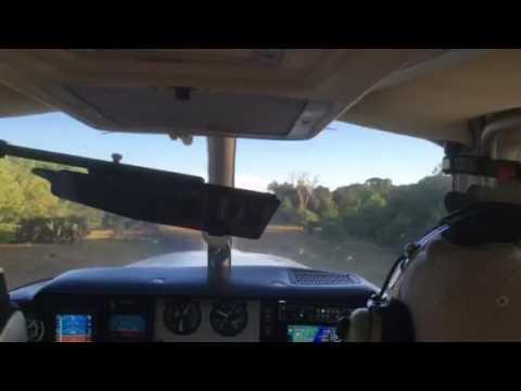 Creighton island landing