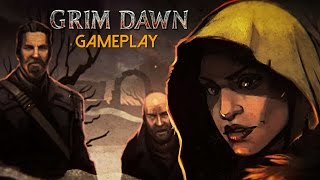 Grim Dawn Gameplay (PC HD)