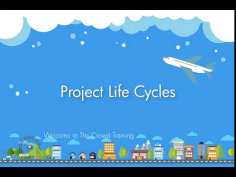 What Are The Various Project Life Cycles?