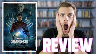 Shang-Chi and the Legend of the Ten Rings (2021) - Movie Review