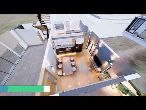 Import FBX model 3D từ phần mềm kiến trúc sang Module Architect 1.0.1