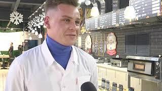 2018-12-12 г. Брест. Открытие магазина «Доброном». Новости на Буг-ТВ. #бугтв