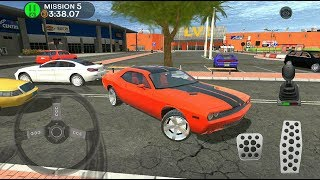 Shopping Mall Parking Lot - #1 New Phantom Car Unlocked | Car Simulator Games - Android IOS GamePlay