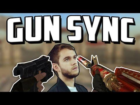 [CF/AL] GUN SYNC #33| ZEDD - BEAUTIFUL NOW (REMIX)