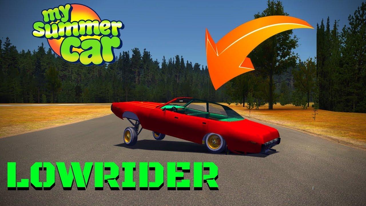 Ferndale Lowrider Edition - My Summer Car #88 (Mod)