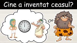 """Cine A Inventat Ceasul Și De Unde Știa Ăla """"Cât E Ceasul""""? - DLJ#8"""