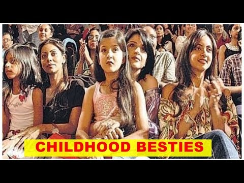 Suhana Khan and Shanaya Kapoor's throwback picture is beyond cuteness Mp3