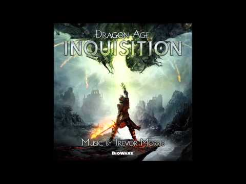 A World Torn Asunder ( Gameplay trailer) - Dragon age: Inquisition Soundtrack